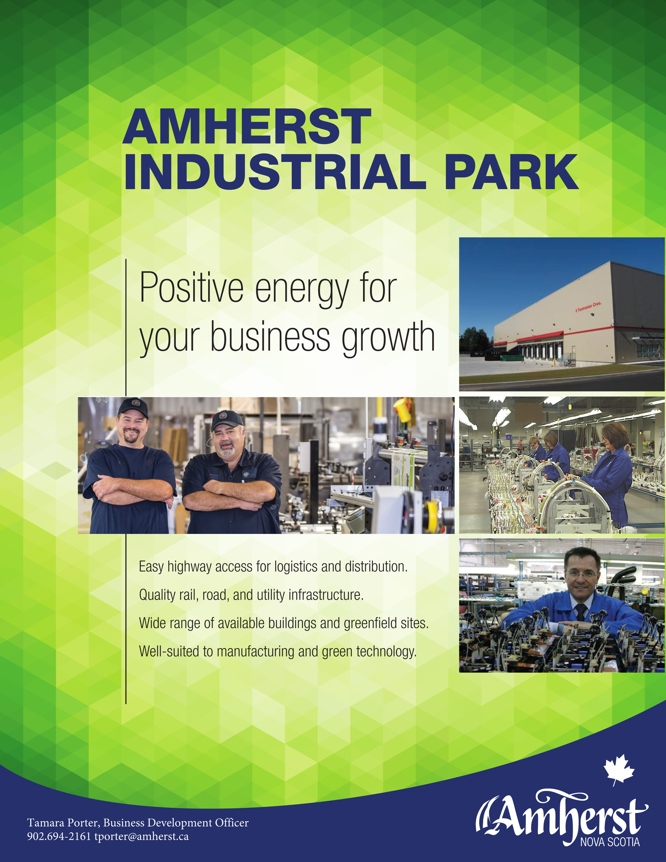 Amherst Industrial Park 2018 1 1 B